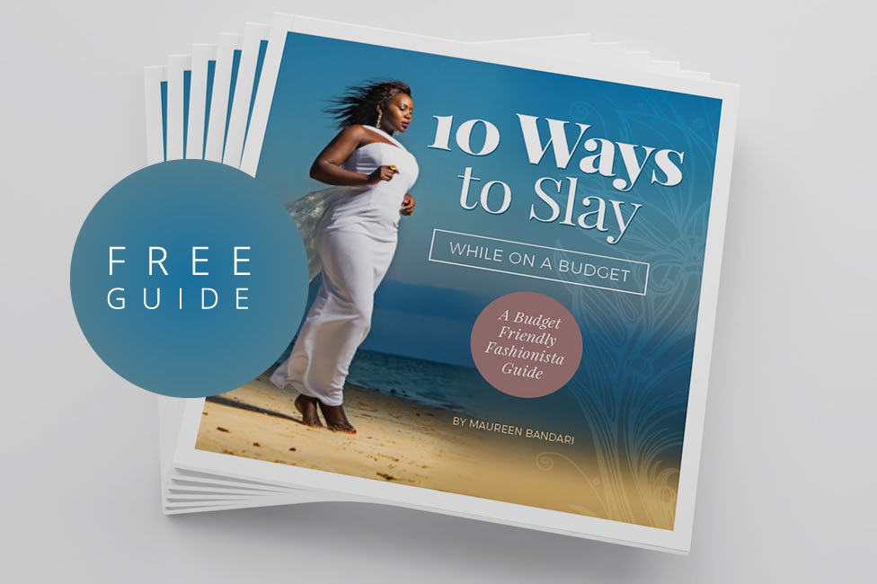 FINALLY MY STYLE GUIDE EBOOK IS HERE!!